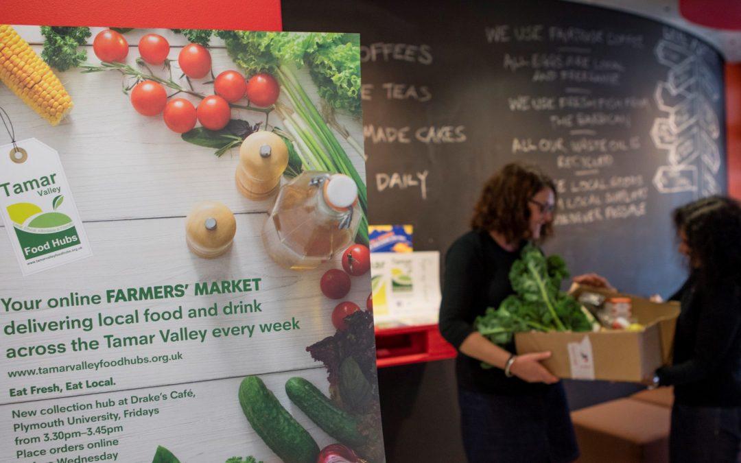 Business Model Blog: Tamar Valley Food Hub